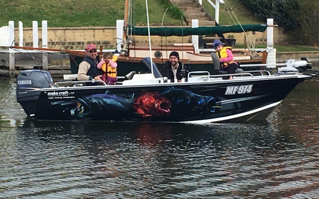 Knox Fishing Club