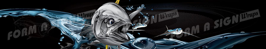 tuna boat wrap