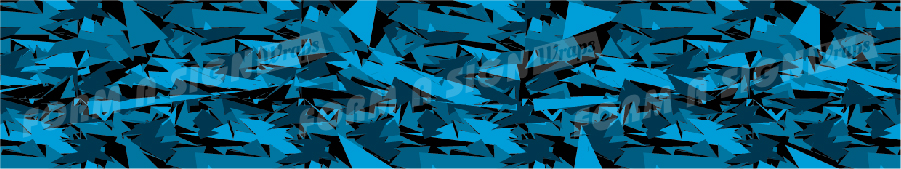 stock wrap for vinyl boat wrap glass camo blue