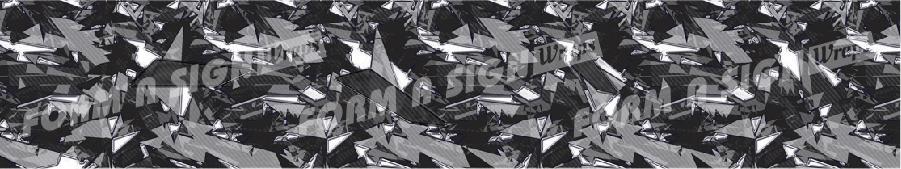 Glass Camo Carbon Fibre
