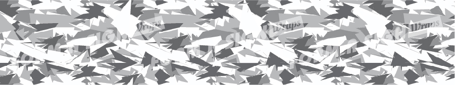 stock wrap for vinyl boat wrap glass camo grey and white