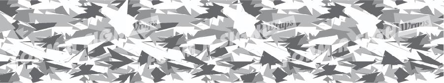 Glass Camo White