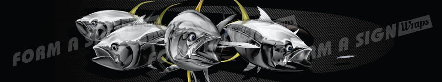 Yellowfin Tuna Carbon
