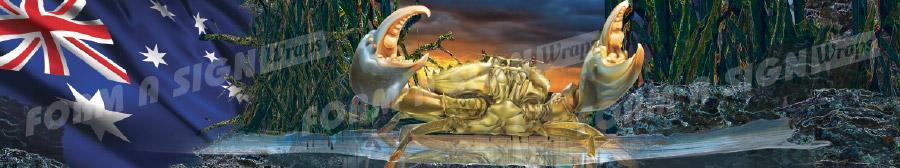 Aussie Crab