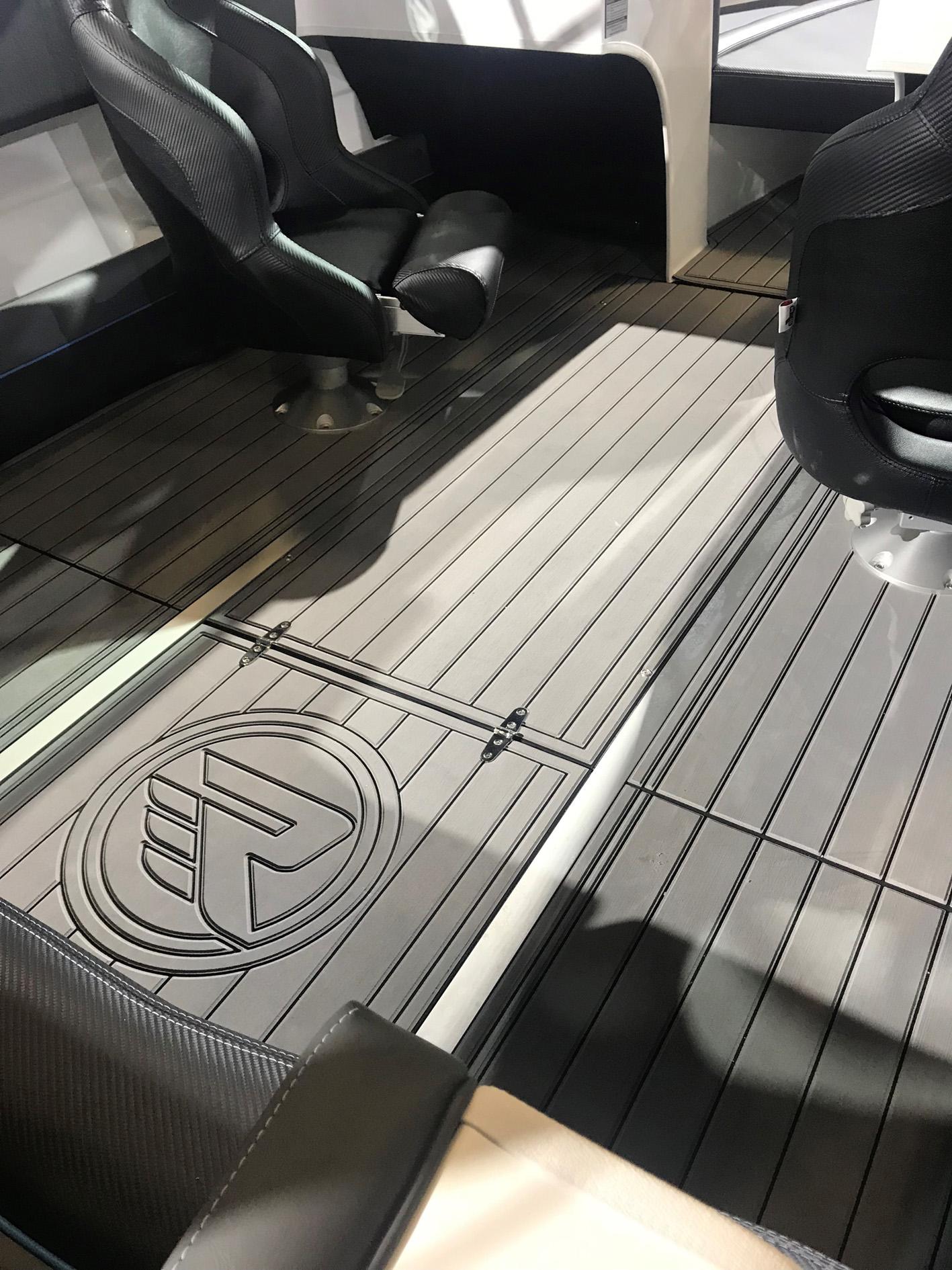 Rivival Boat custom floor