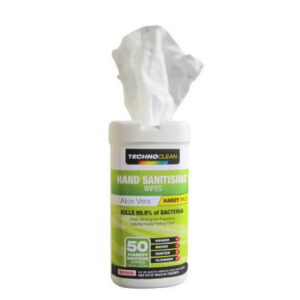 Techno clean hand Sanitising Wipes