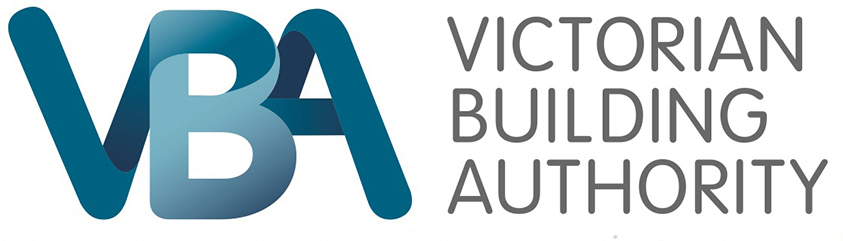 victoria building authority logo