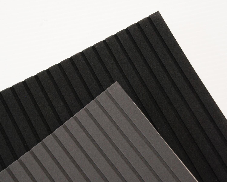 Surf grip black and dark grey sheets
