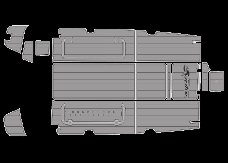 Haines Signature 650F udek boat flooring