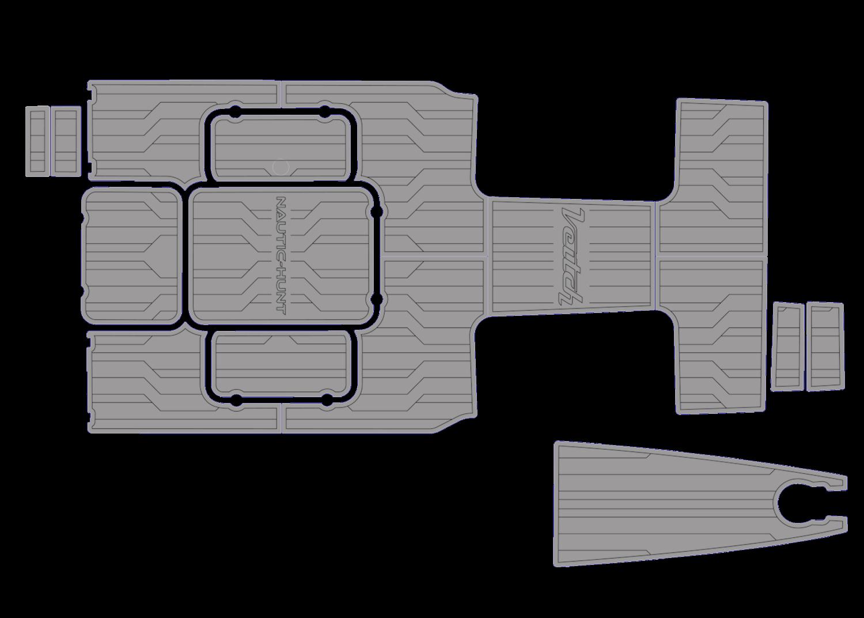 Veitch udek boat flooring